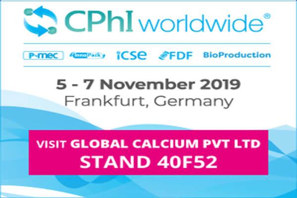 CPhl Worldwide 2019